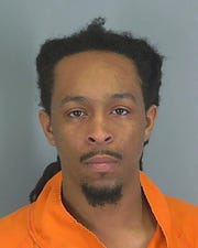 Imhotep Osiris Norman was booked at the Spartanburg County Detention Center on Saturday morning, April 13, 2019, under the offense of homicide by child abuse.