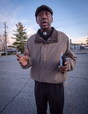 The Rev. Charles Harrison, organizer of the Ten Point Coalition in Indianapolis.