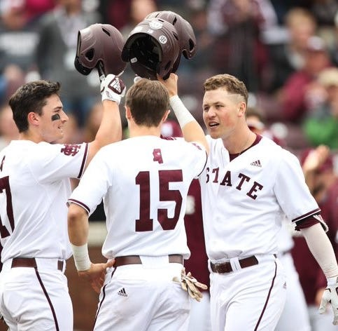 Mississippi State baseball seals Super Bulldog Series Win over Alabama