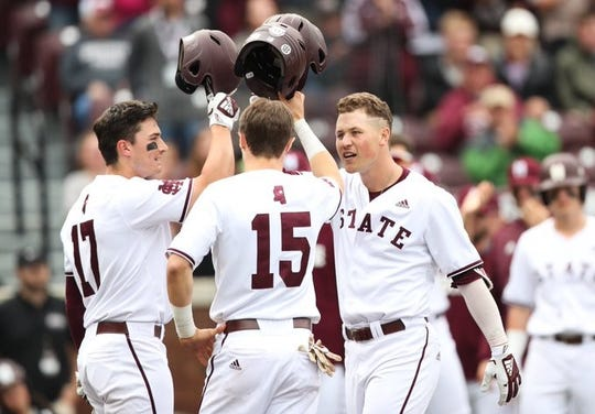 Mississippi State became the first Division I team to reach 30 wins with a victory over Alabama on Saturday.