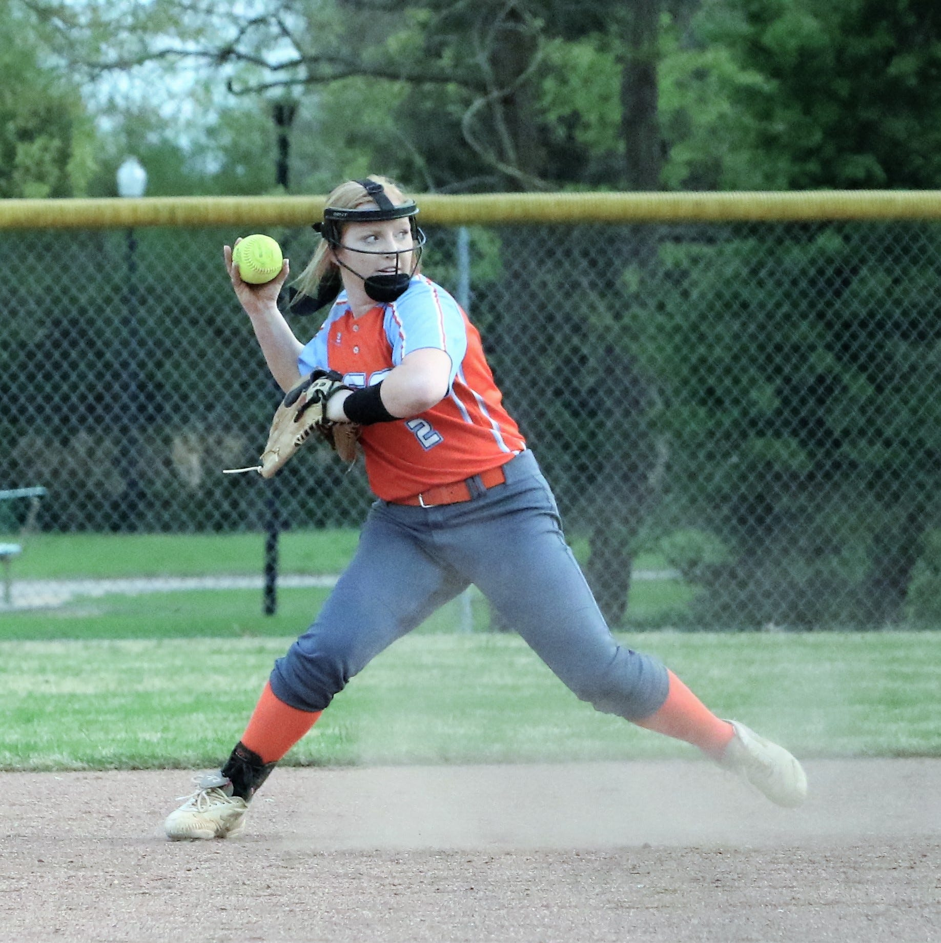 South Gibson moves up to No. 2 in Jackson area softball Dirty Dozen after Week 7