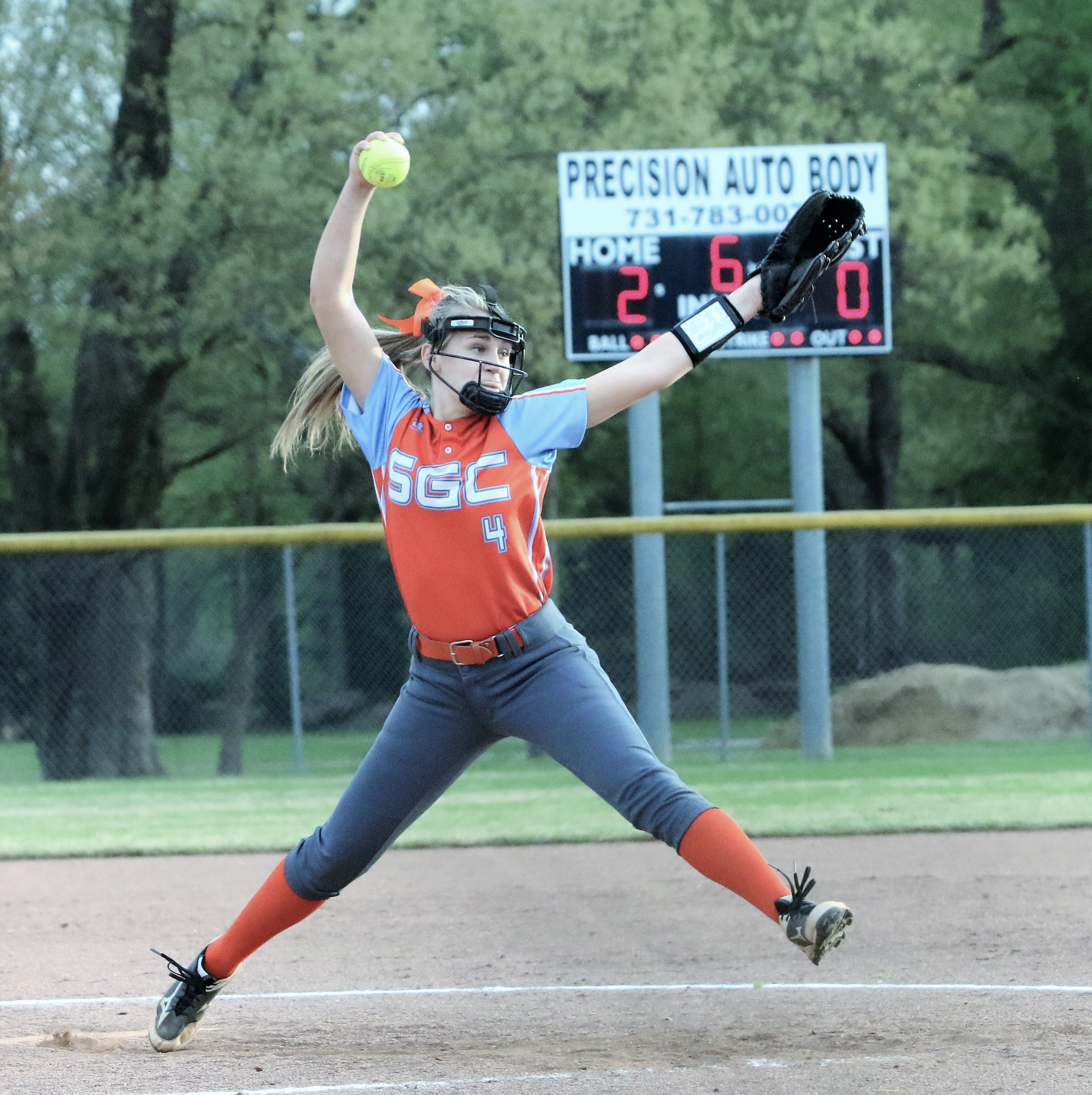 South Gibson unbeaten in past 9 to stay No. 4 in Jackson area softball rankings