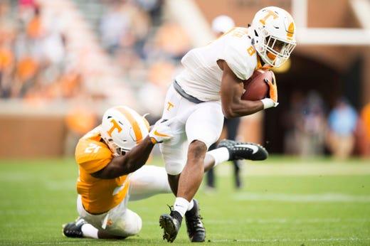 Tennessee football: UT Vols linebacker Darrin Kirkland retires