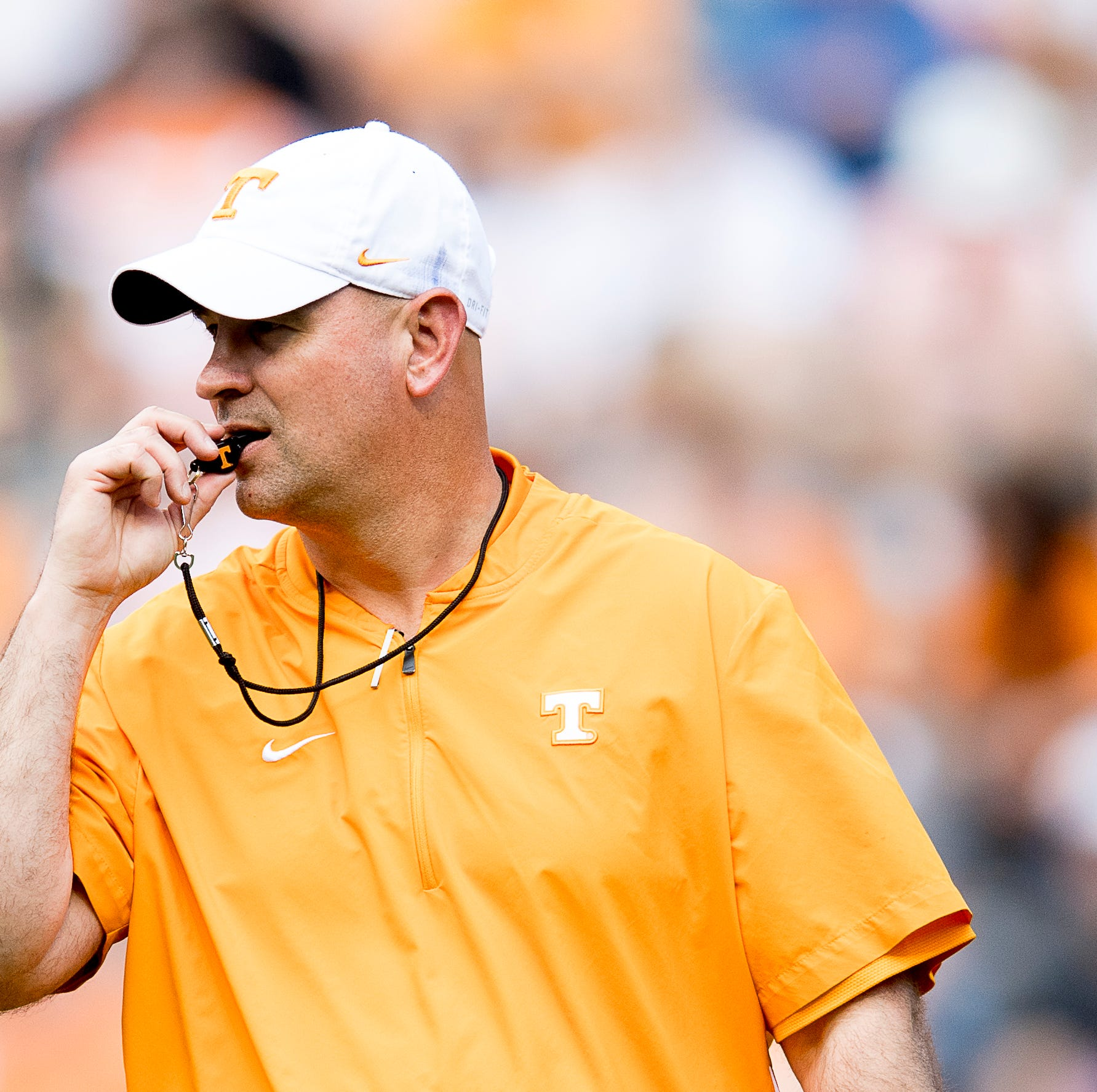 Tennessee history offers no assurance that Year 2 will be good for Jeremy Pruitt