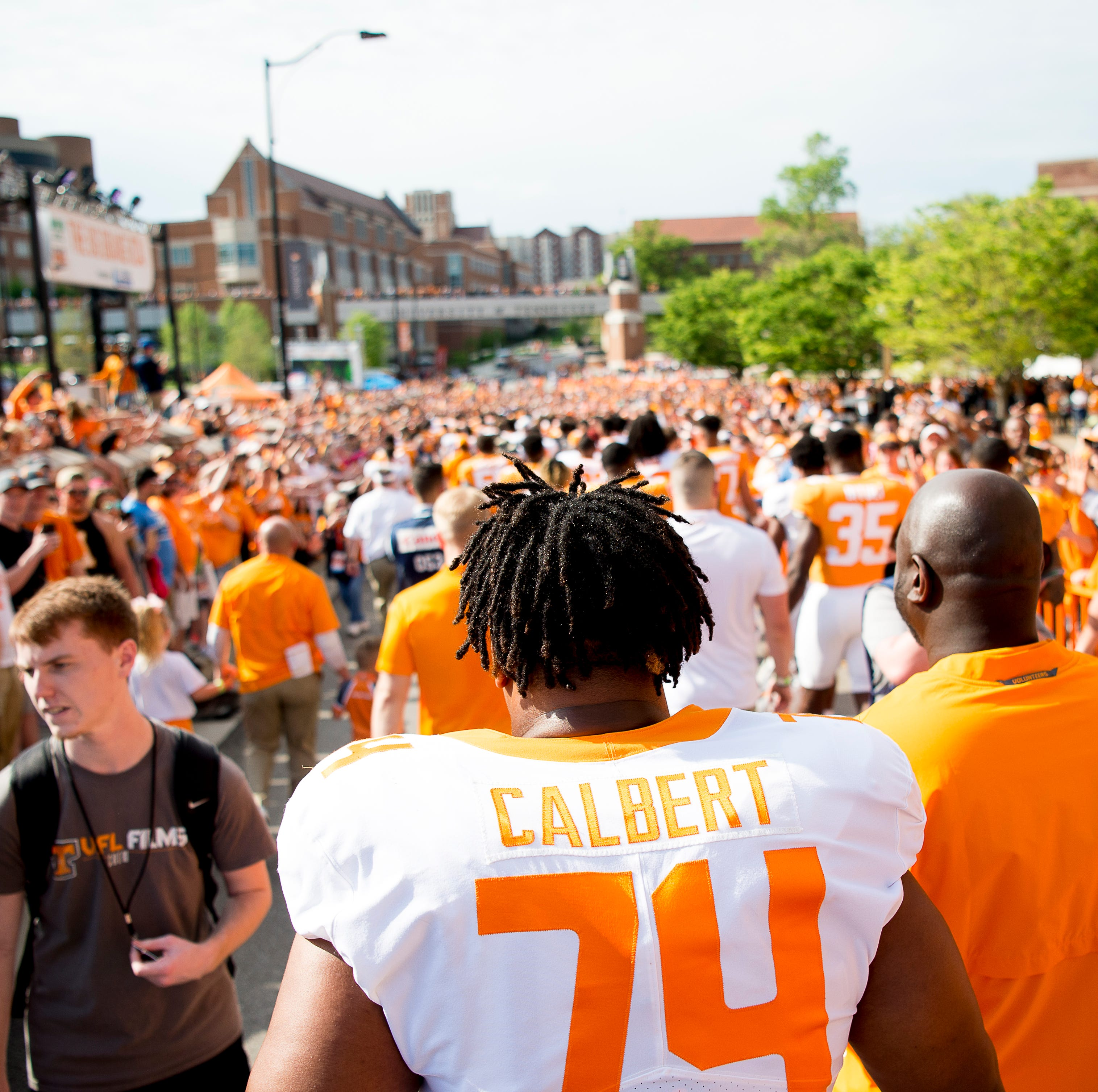 What we learned from Tennessee football spring game
