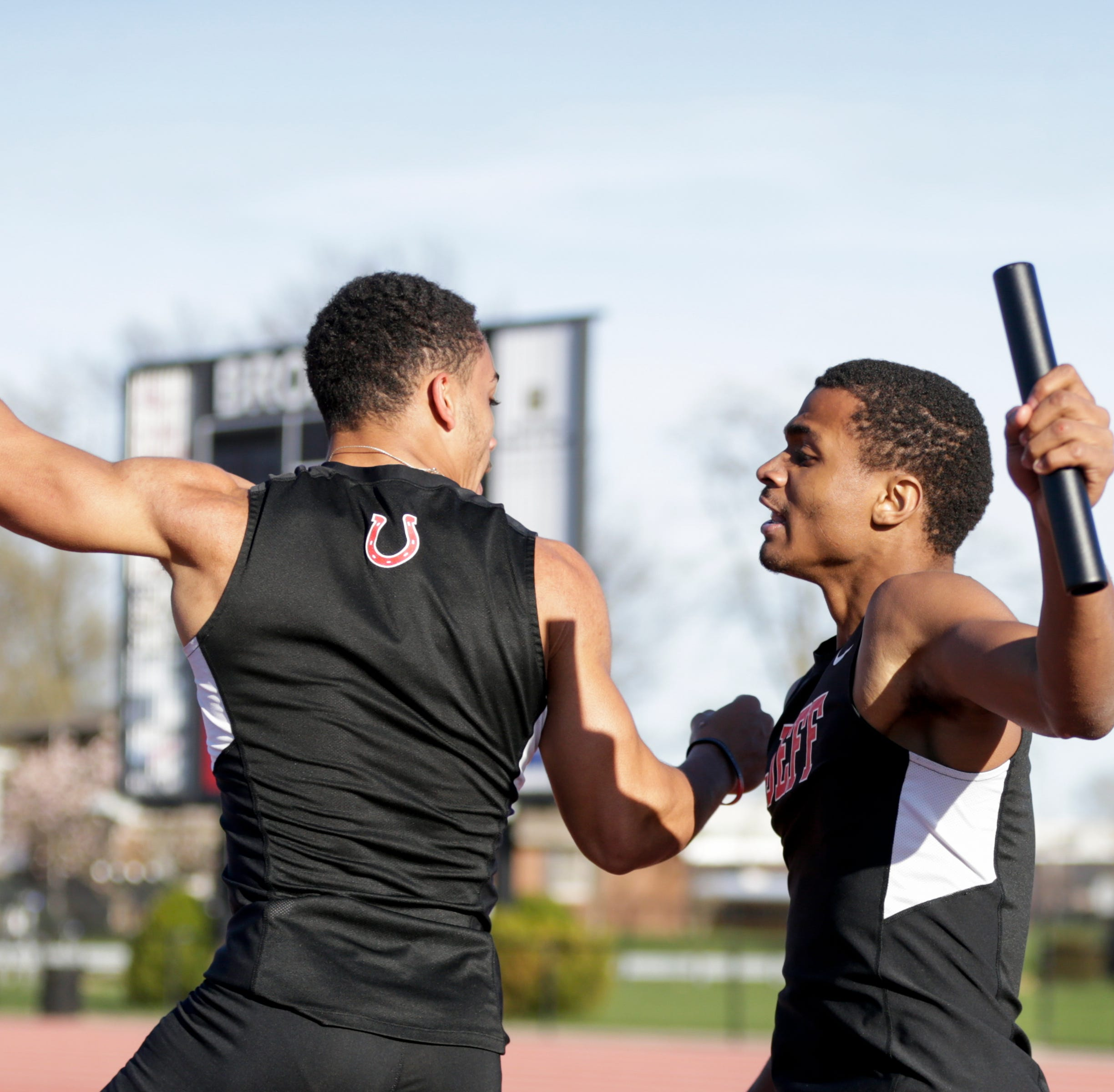 Lafayette Jeff relay shows state championship potential at showcase