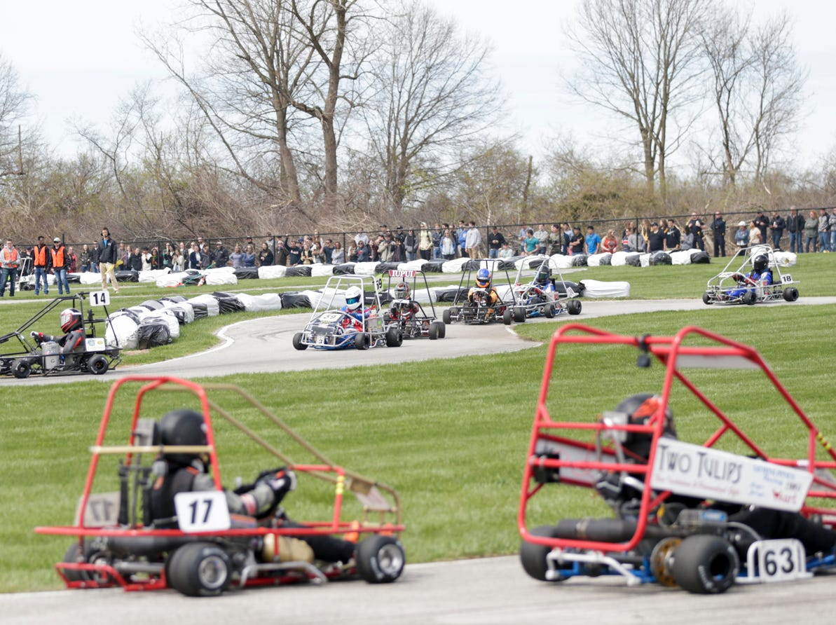 Scenes from the 62nd Grand Prix, Saturday, April 13, 2019, in West Lafayette.