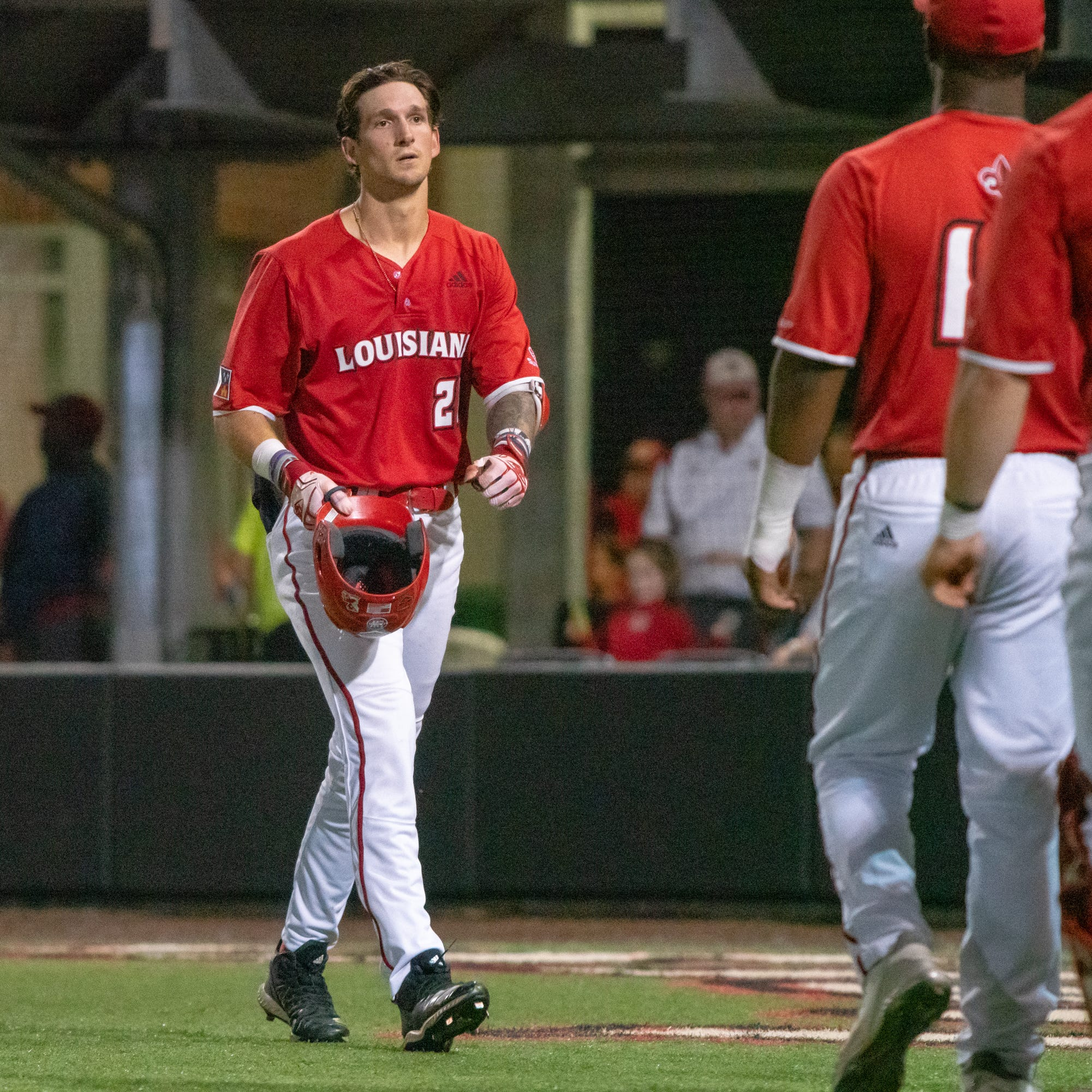 The Cajuns got their swing off in two-homer win vs. LSU