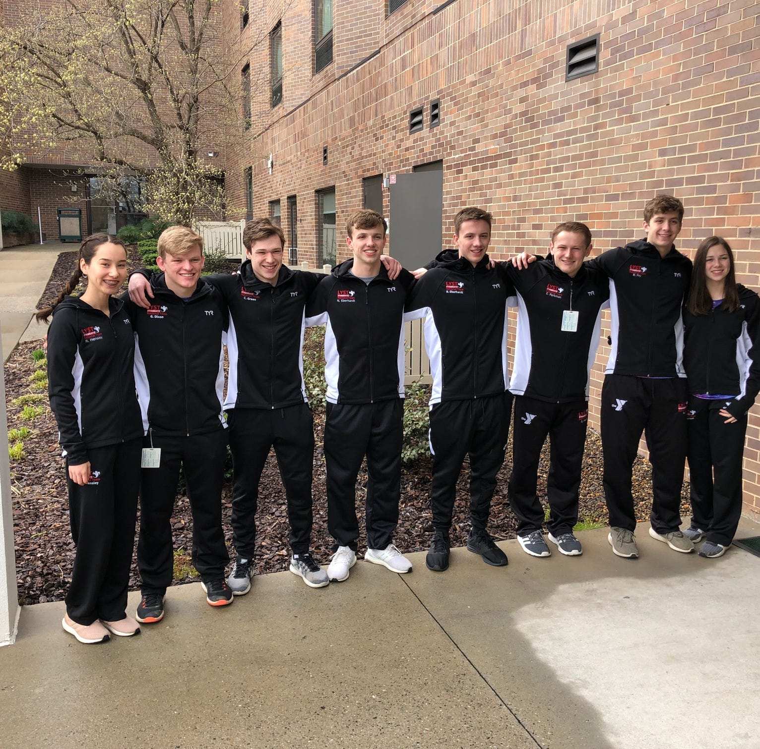 Lancaster YMCA swim team finishes in top 50 at Winter Nationals