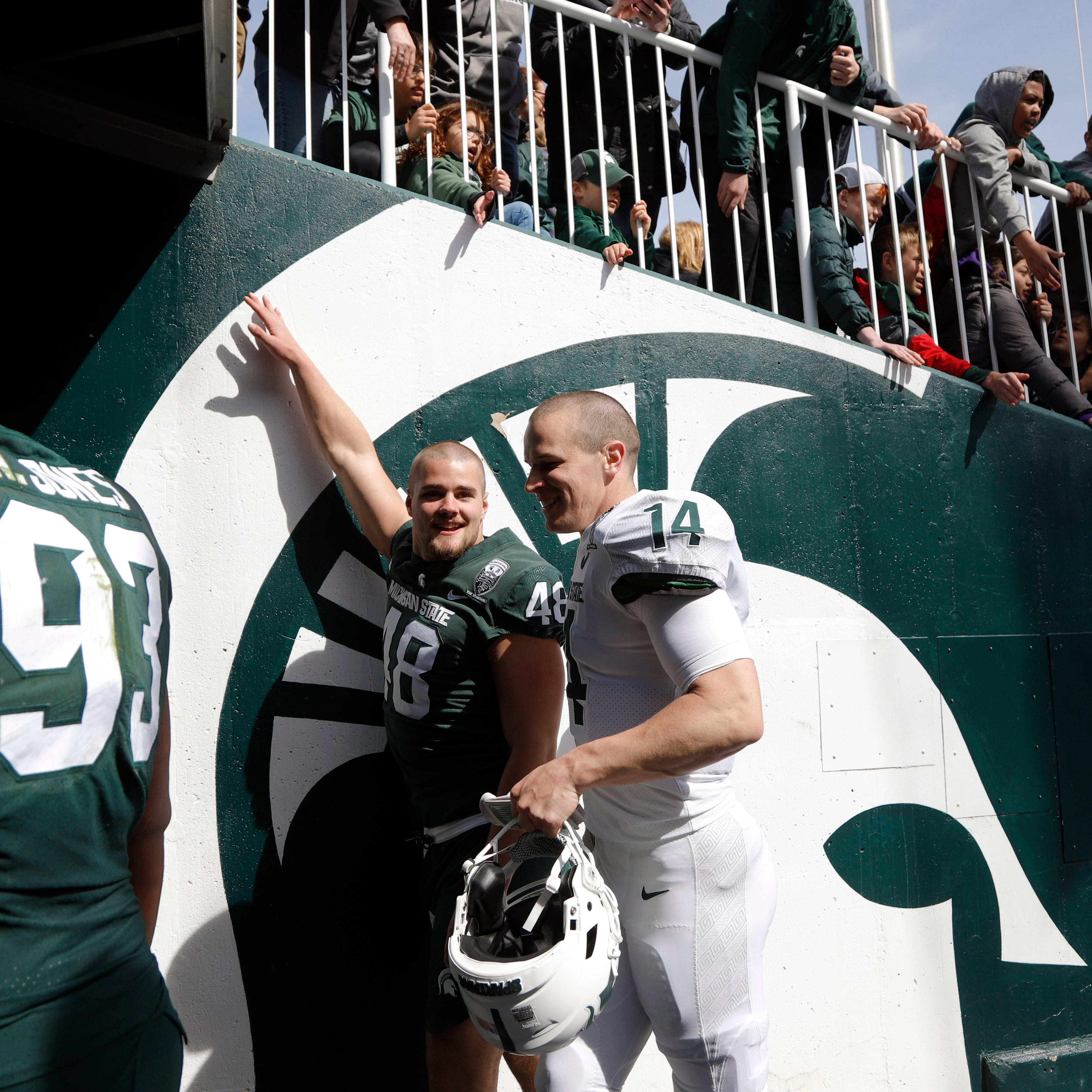Couch: 3 quick takes on the Michigan State football spring game