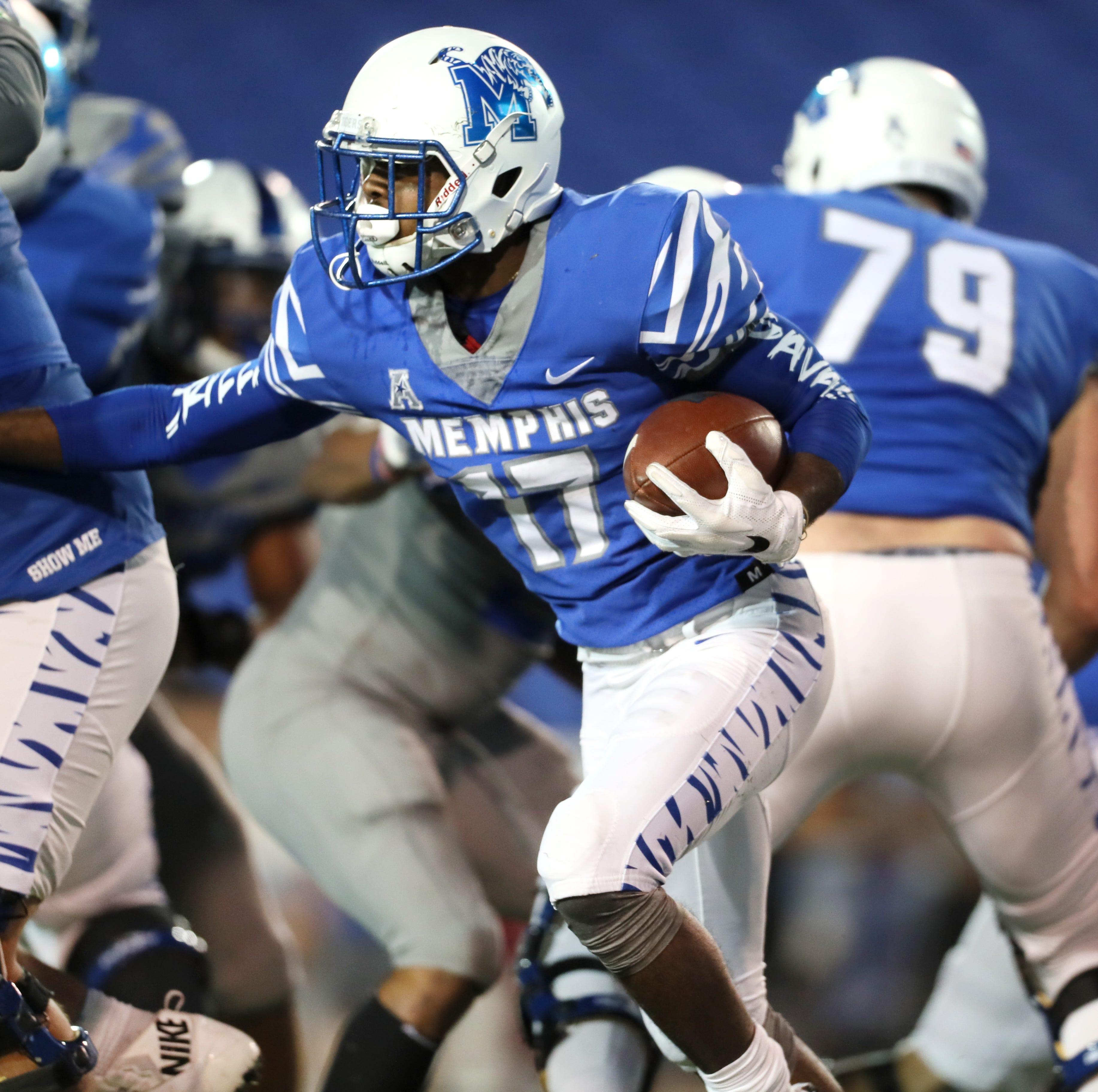Five takeaways from Memphis football's 'Friday Night Stripes' spring game