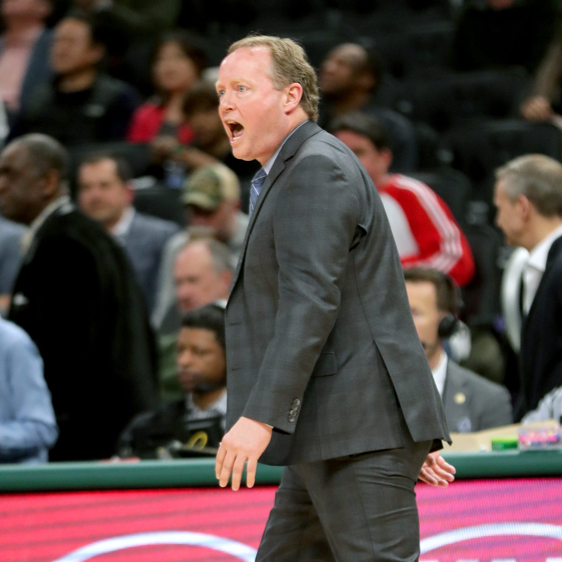 Bucks have adopted their coach's personality, and there's more to Mike Budenholzer than meets the eye