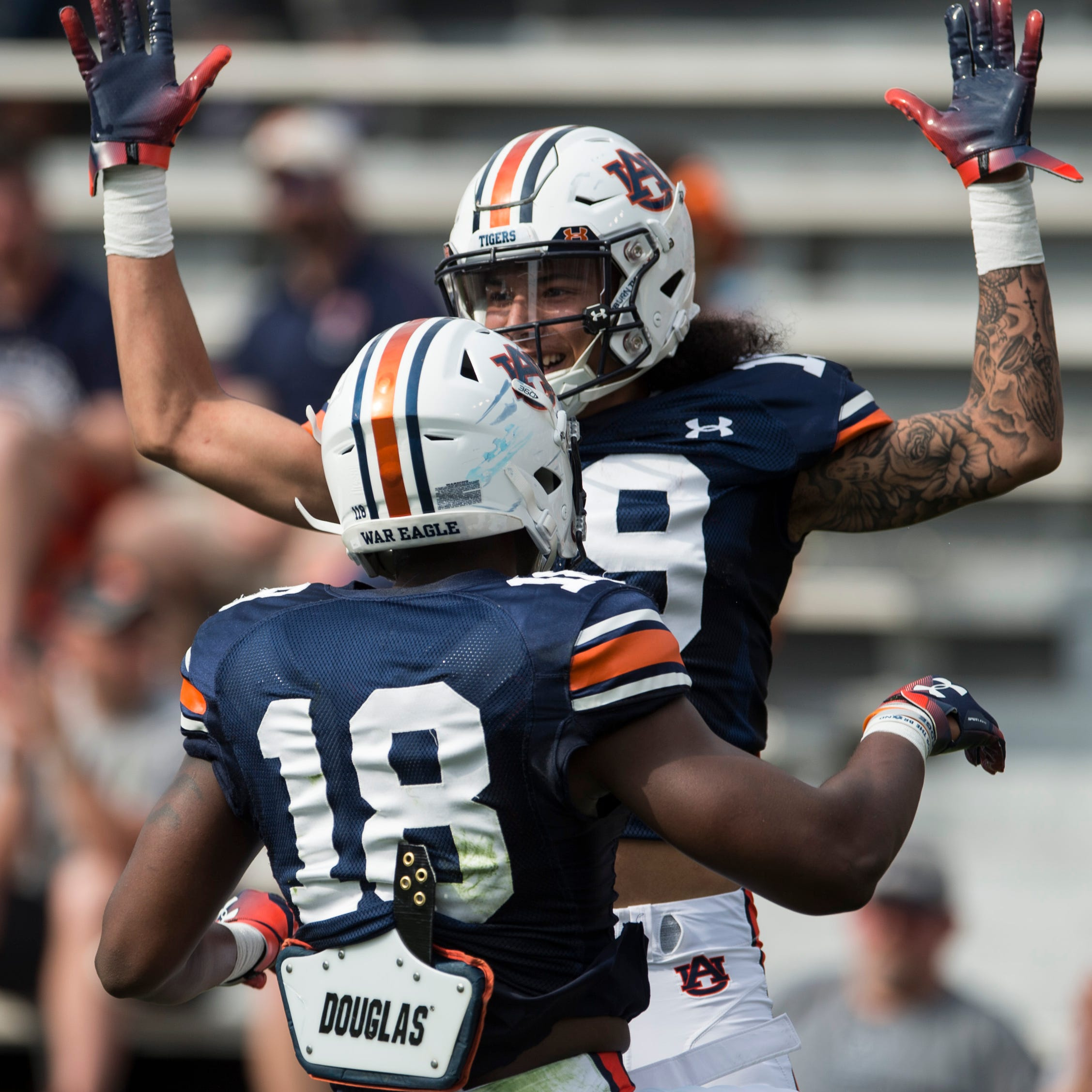 Auburn living up to Seth Williams' 'Wide Receiver U' promise