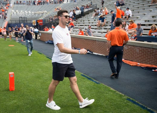 How to watch Auburn-Arkansas football: What is the game time