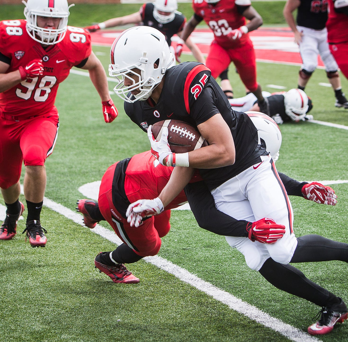Ball State football schedule 2019 opens vs. Indiana on Aug. 31