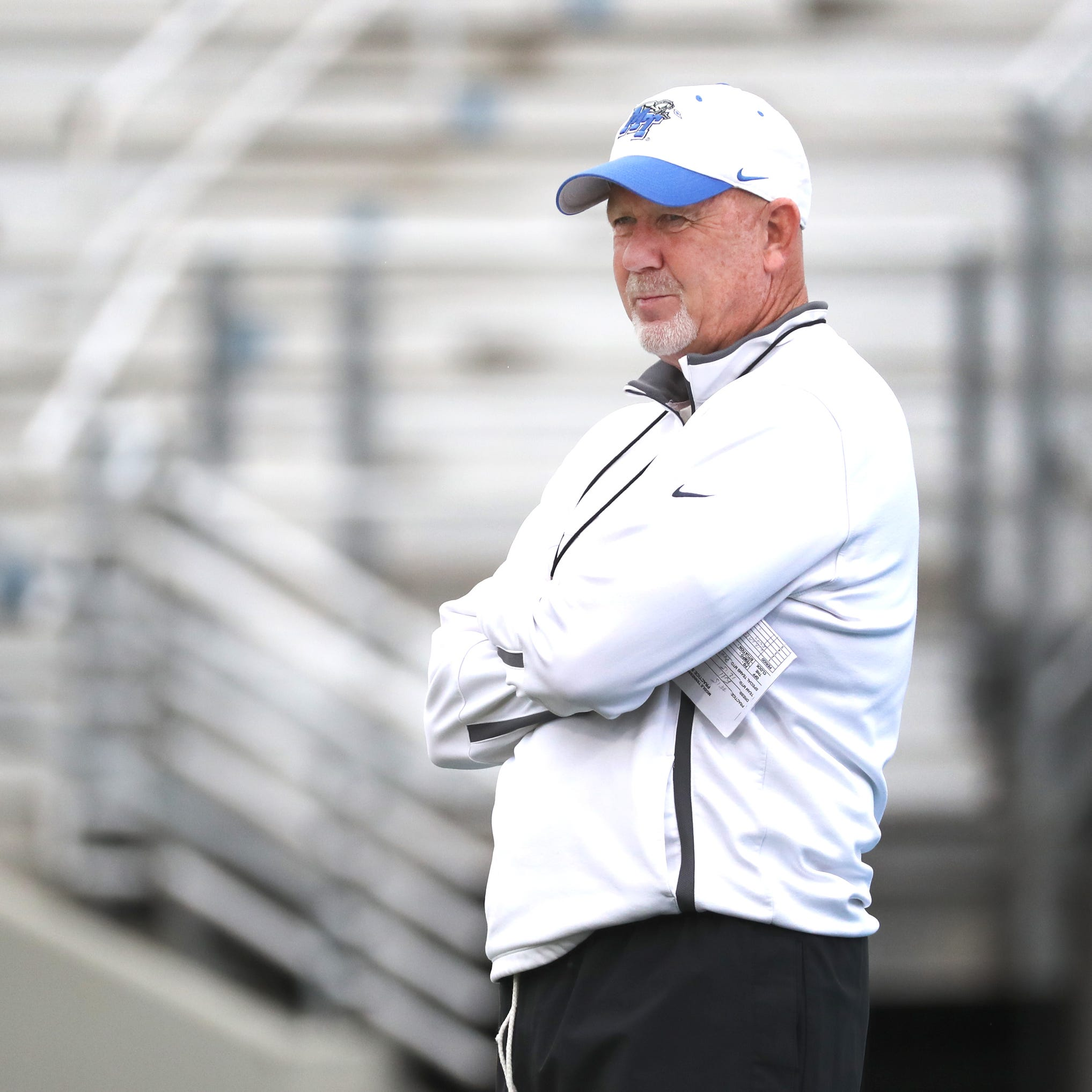 MTSU football reveals promotions and times for 2019 home games