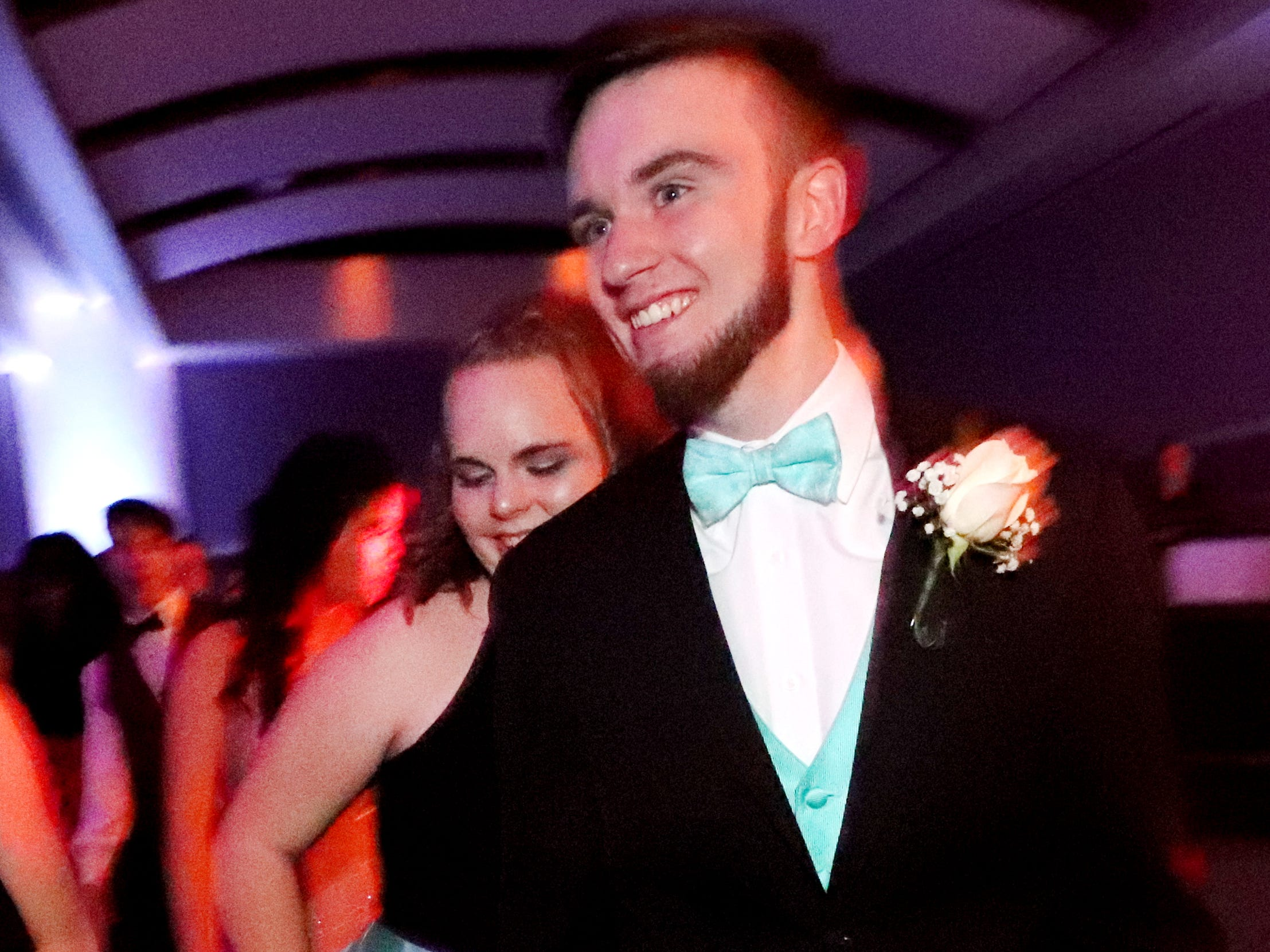 Blackman held it's prom on Friday April 12, 2019, at MTSU.