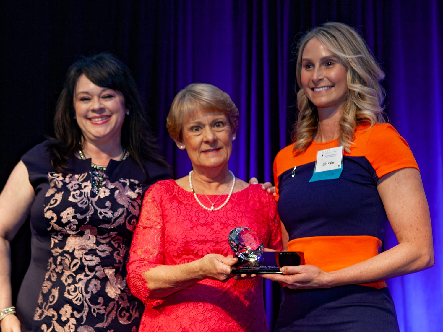 The annual ATHENA Leadership Awards, hosted by Rutherford Cable, were held Friday, April 12, 2019 at Embassy Suites Murfreesboro.