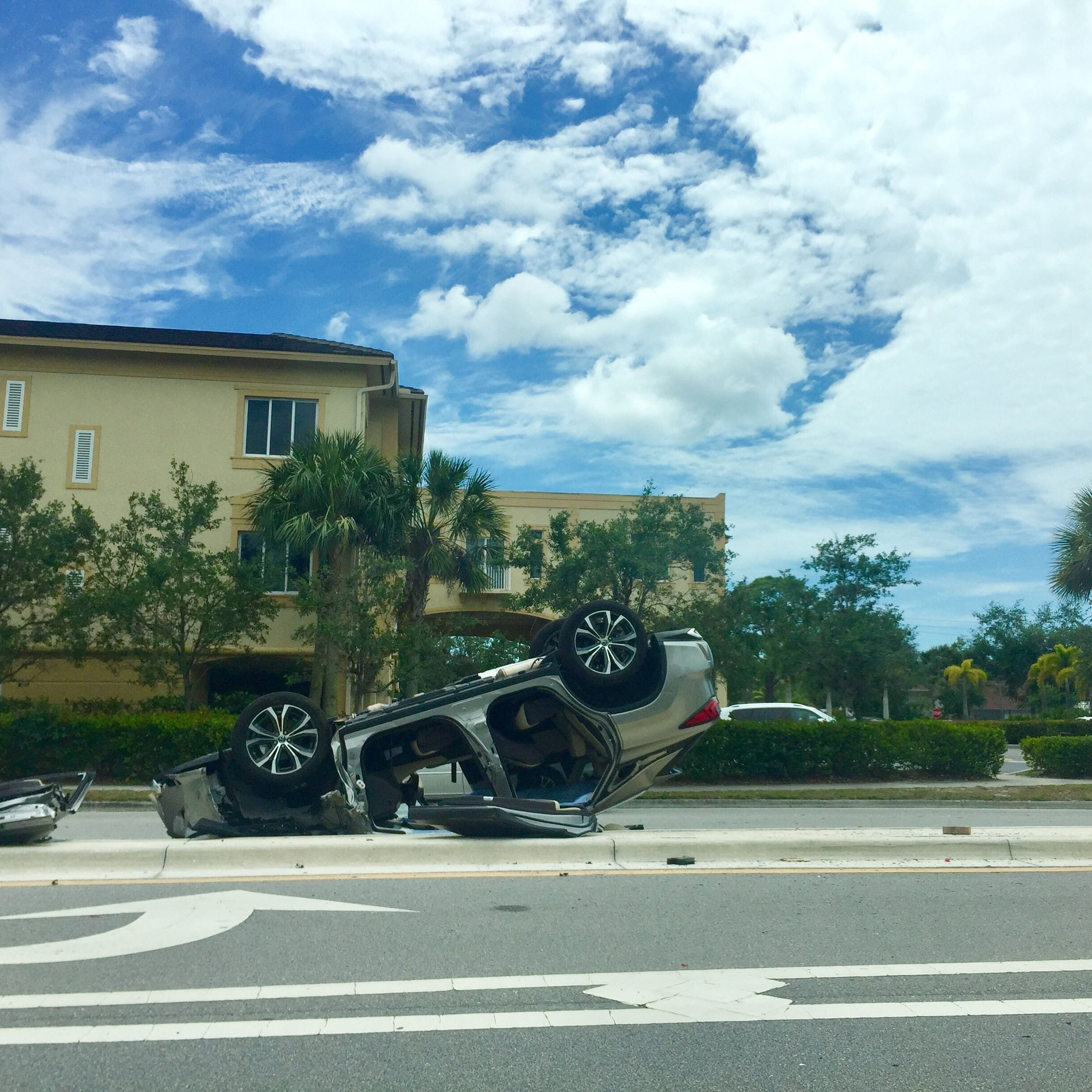 Cleared: Roadblock on eastbound Pine Ridge Road near U.S. 41 after crash with injuries