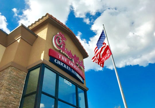 The Chick-fil-A drive-thru at 5825 Airport-Pulling Road N. in North Naples plans a major renovation project that will necessitate it closing for nearly two months within the next year.