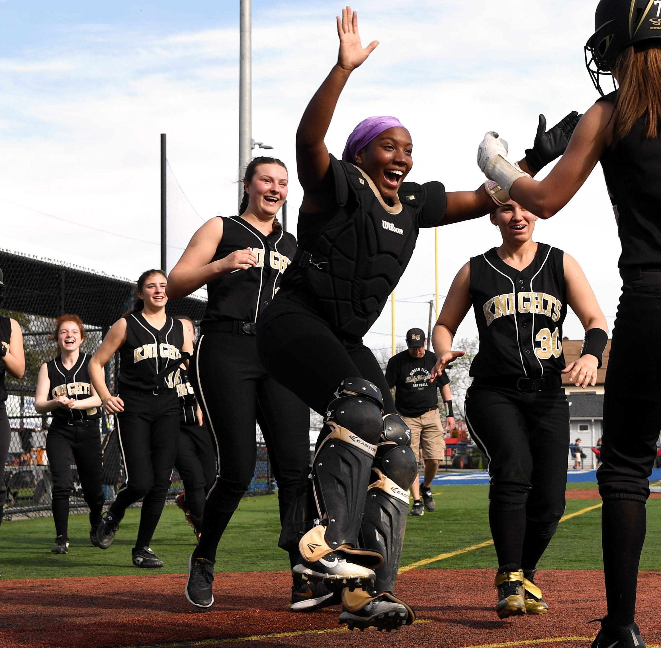 Bergen Tech softball stuns undefeated IHA in Bergen County Tournament