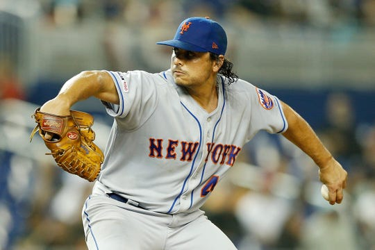 Jason Vargas gets the start on Saturday, April 13, 2019 as the Mets carry a three-game winning streak into a game at Atlanta.