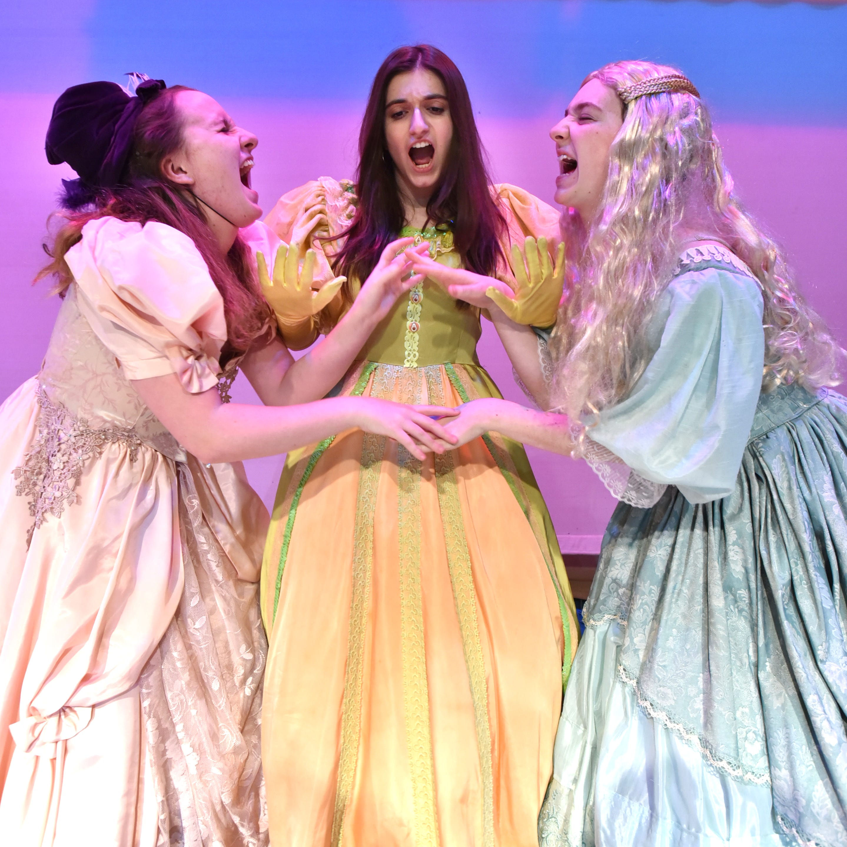 Novi High performs musical 'Into the Woods' this week