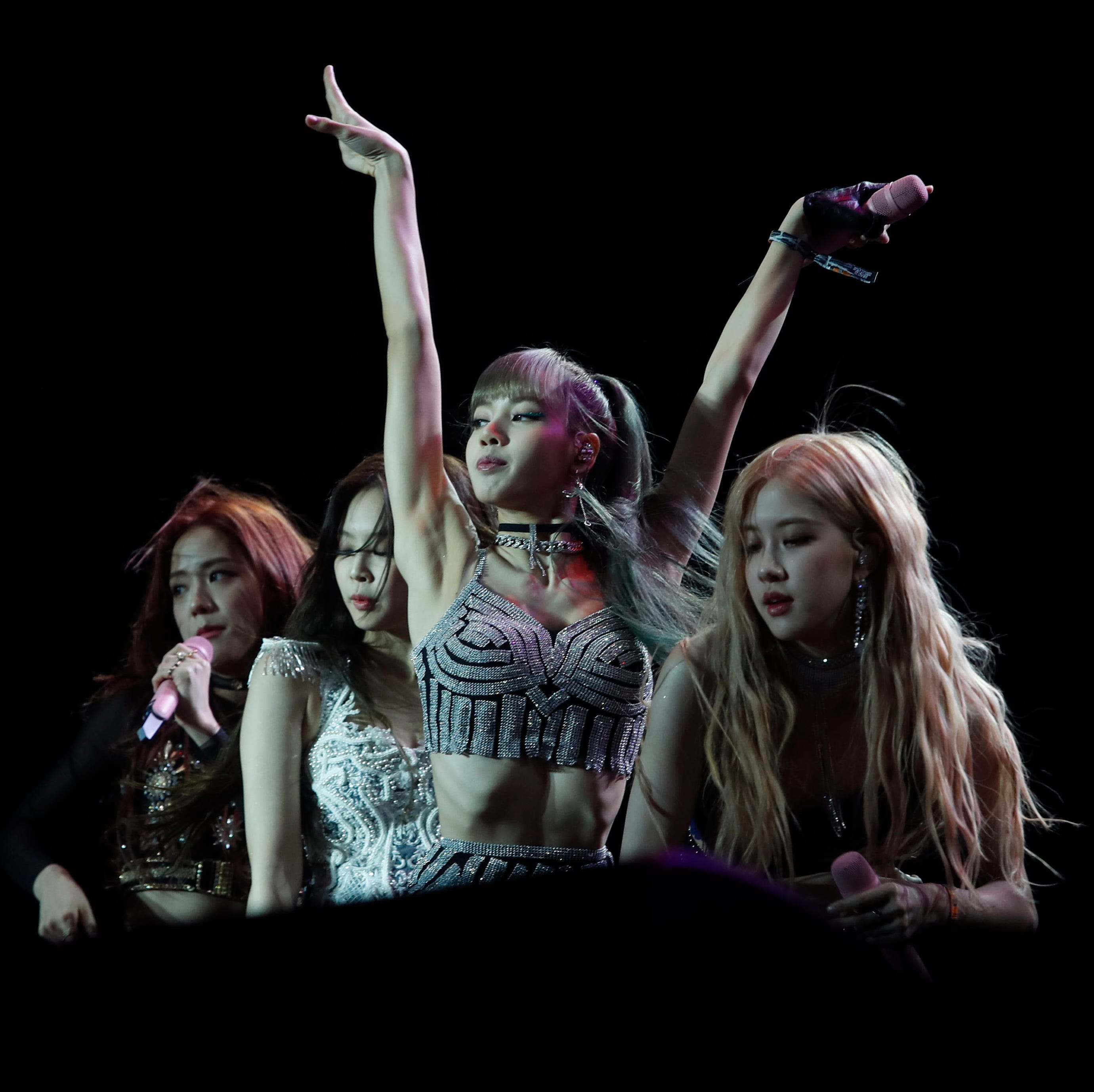 BLACKPINK makes Coachella history as festival's first all-girl K-pop group