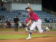 Blue Wahoos' Smeltzer throws gem just a week after recovering from getting hit on head