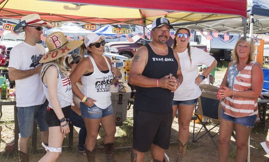 Family and friends of Jake Morales remember the good times their son Jake had at Country Thunder.