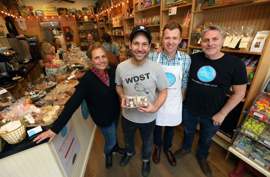 Celebrity-owned Samuel's Sweet Shop celebrates 25 delicious years in Rhinebeck, N.Y.