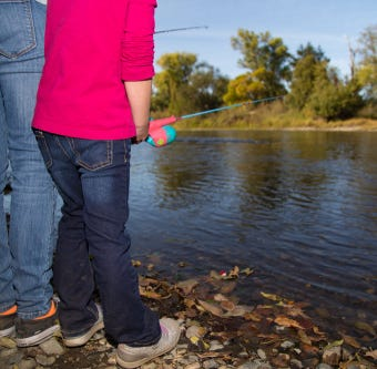 CDFW: Know state laws for taking kids fishing