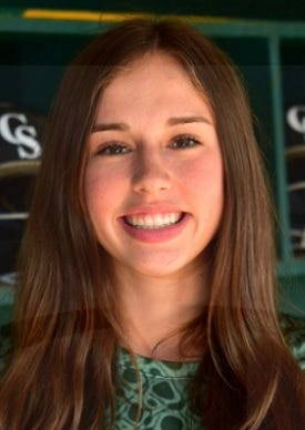 Captain Shreve's Callie Moore picked up four hits against Central-Baton Rouge Friday night in the 2019 LHSAA Class 5A state playoffs.