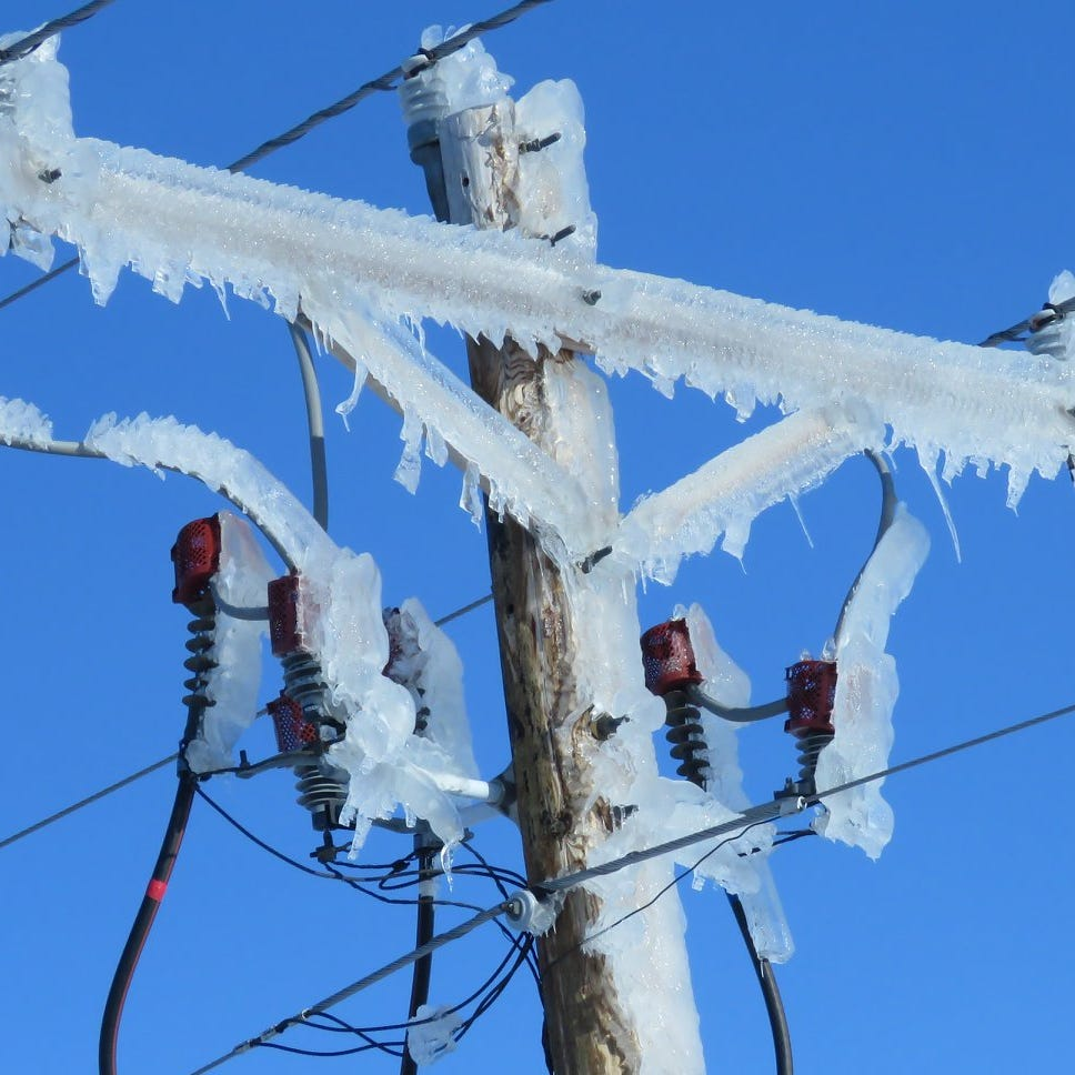 Sioux Valley Energy: More than 100 employees working to restore power