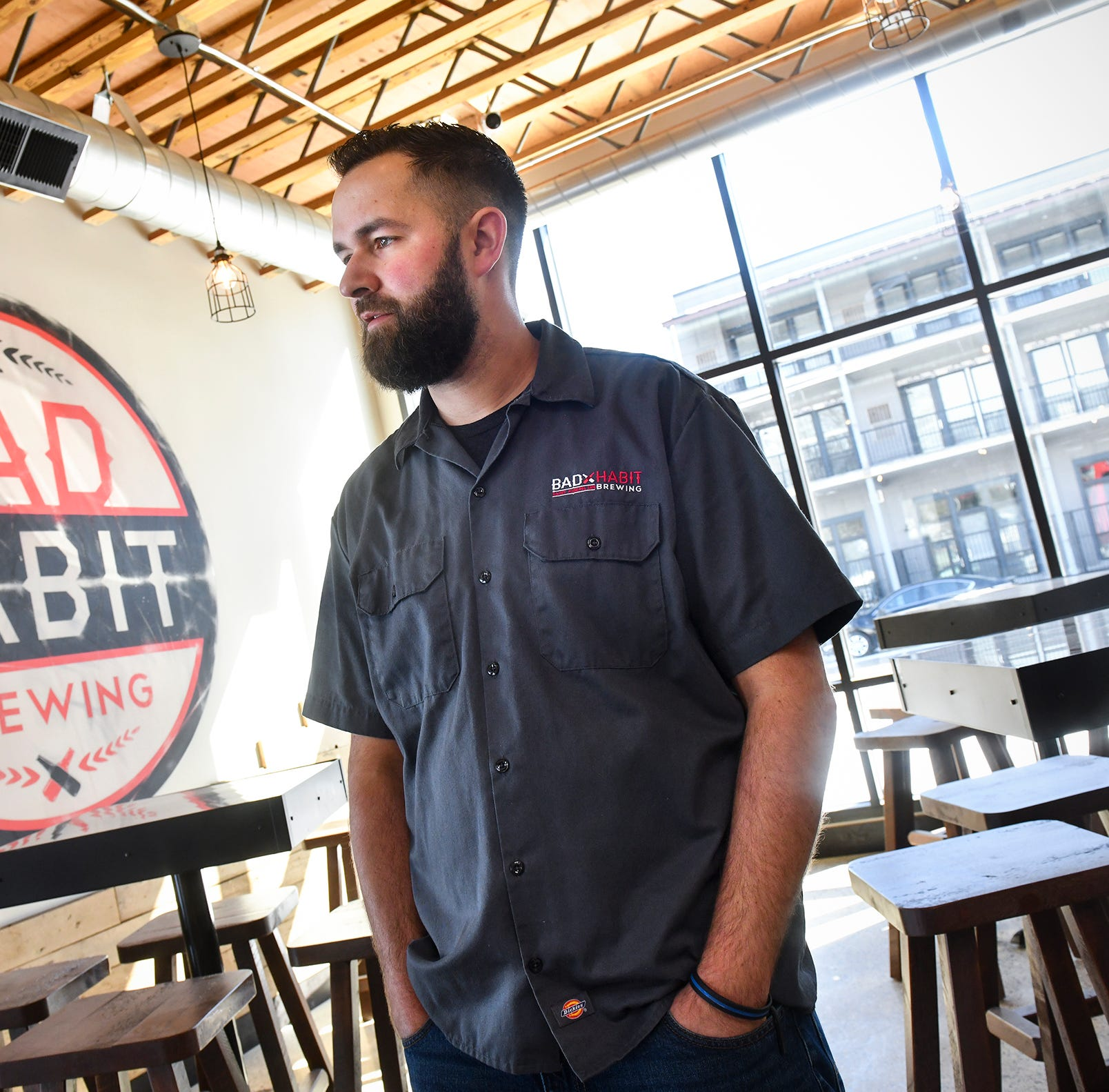 Sneak peek: Take a look at Bad Habit's big new brewery before its May 4 opening