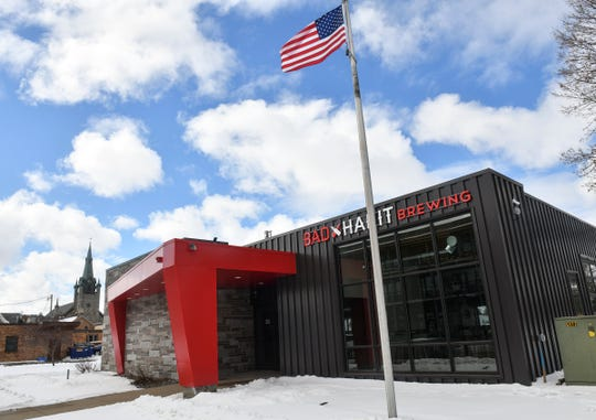 Bad Habit Brewing Company plans to open at its new location in St. Joseph Saturday, May 4.