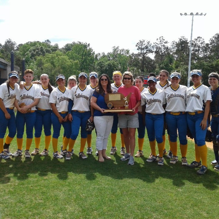 TCC celebrates 25th anniversary of softball national championship