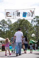 Folks enjoyed live animals, playful puppets, games and activities for children and interactive exhibits during the 15th annual Earth Day Festival on Saturday, April 13, 2019, at the Oxbow Eco-Center in Port St. Lucie.