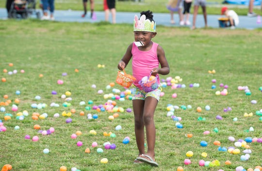 Easter events, many with egg hunts, can be found in Port St. Lucie, Fort Pierce, Jensen Beach, Indiantown, Port Salerno and Sebastian.