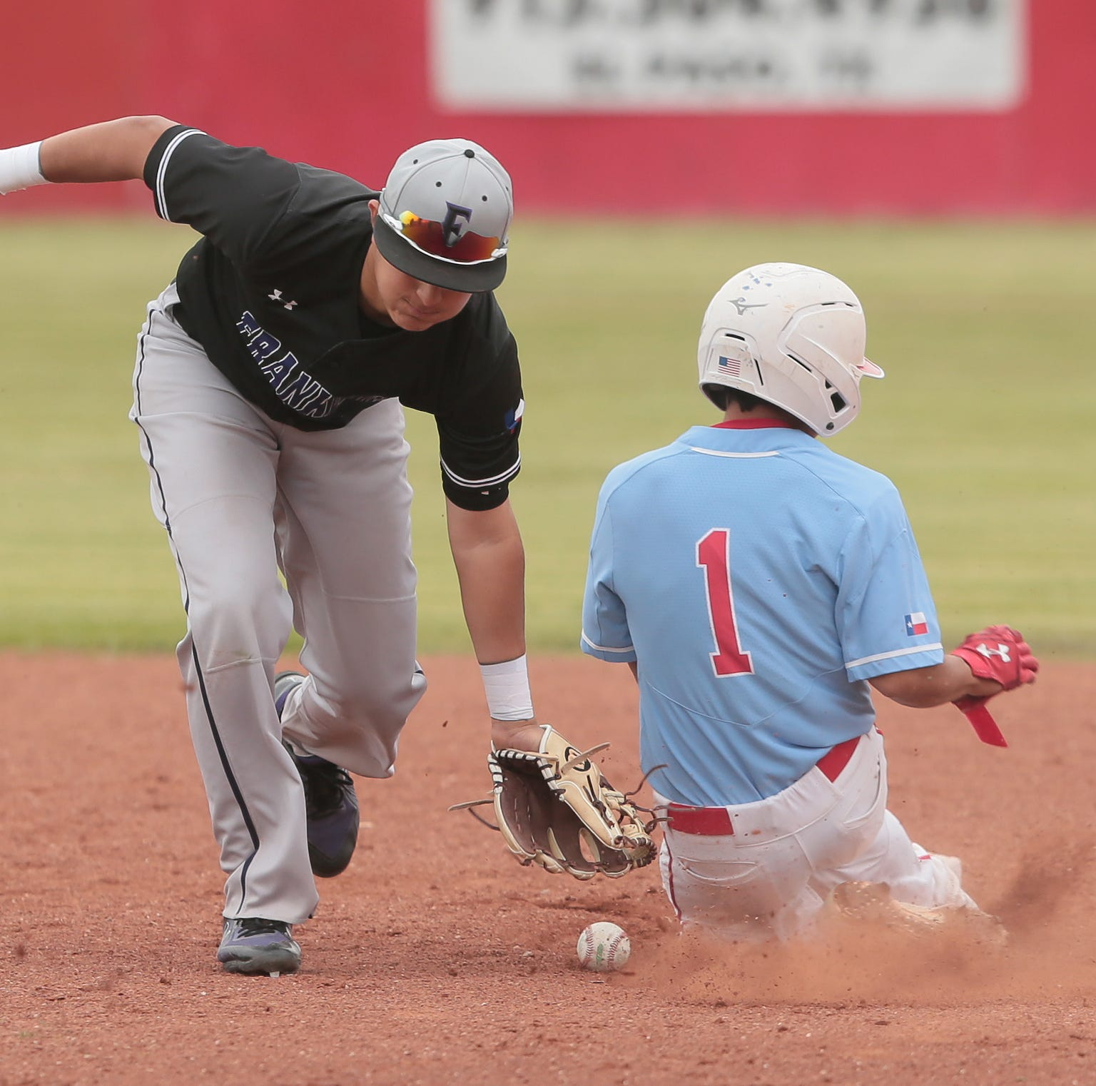 El Paso high school scoreboard for April 16