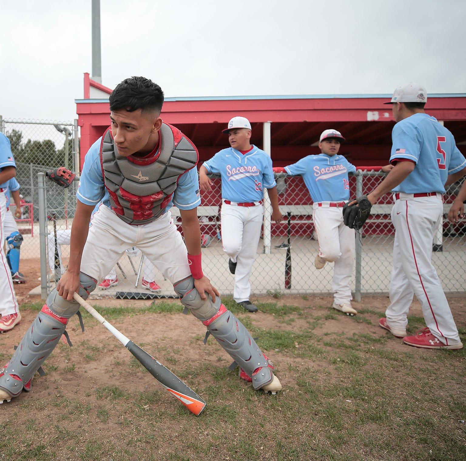 Socorro defeated Franklin Friday afternoon at Socorro High School 7-4.
