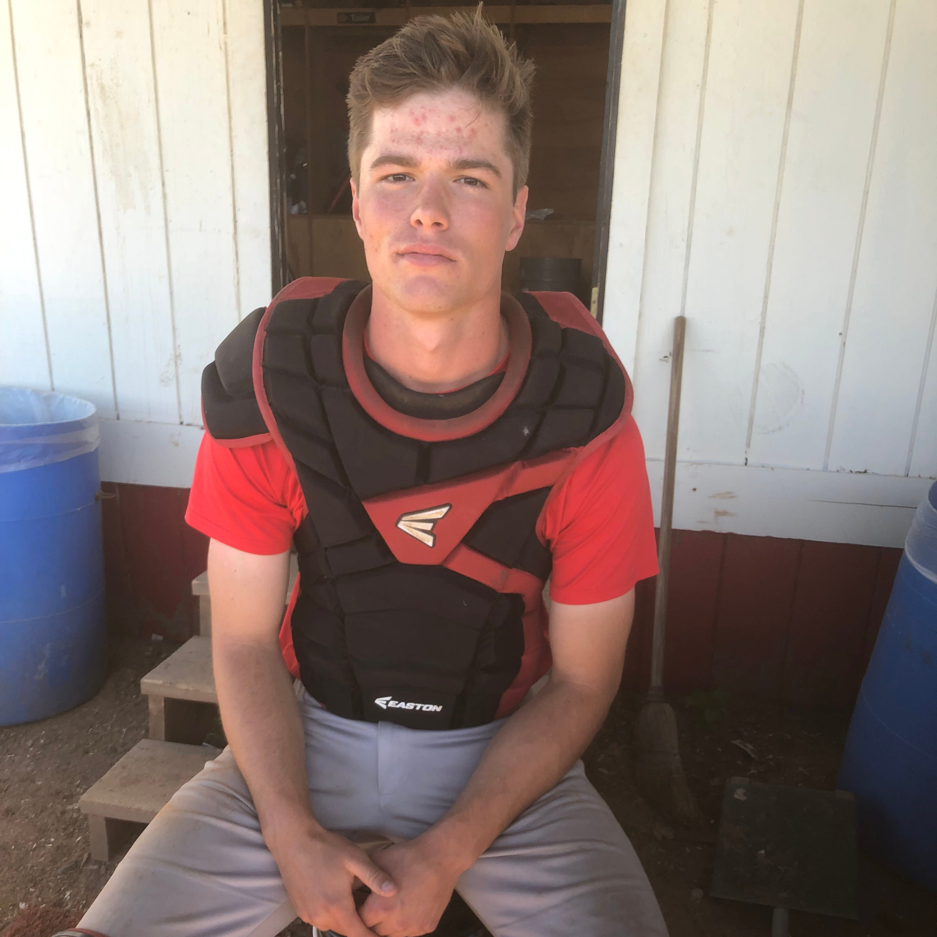 High school baseball notebook: Catcher Buckley makes all the right calls for Grace