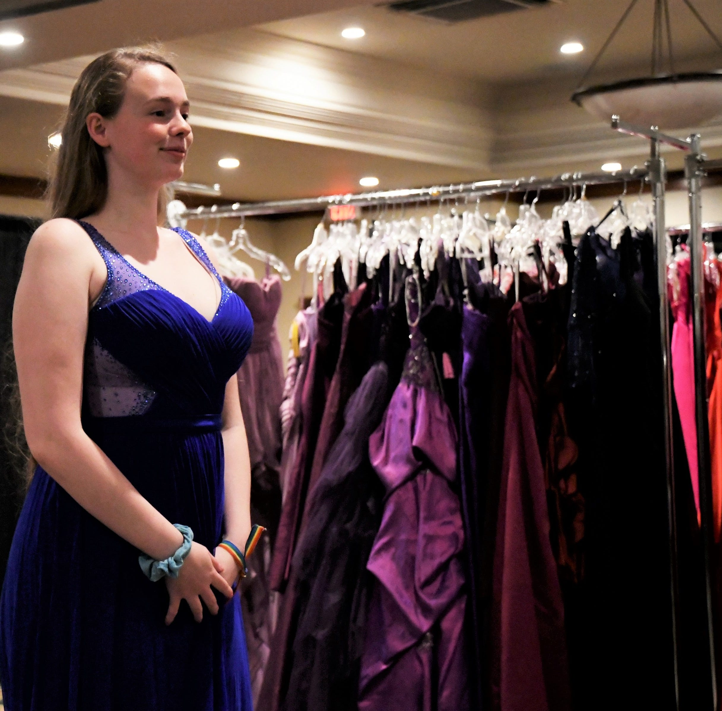 Enchanted Evening provides more than prom dresses to Tulare County girls