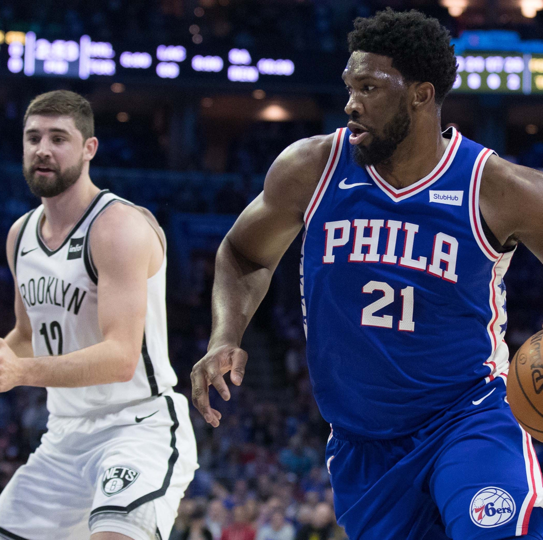 From looking at phone to criticizing booing fans, Sixers embarrass themselves in loss to Nets