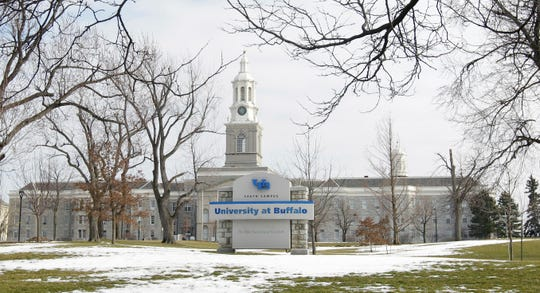 University at Buffalo suspends all fraternities and sororities after student critically injured by potential hazing
