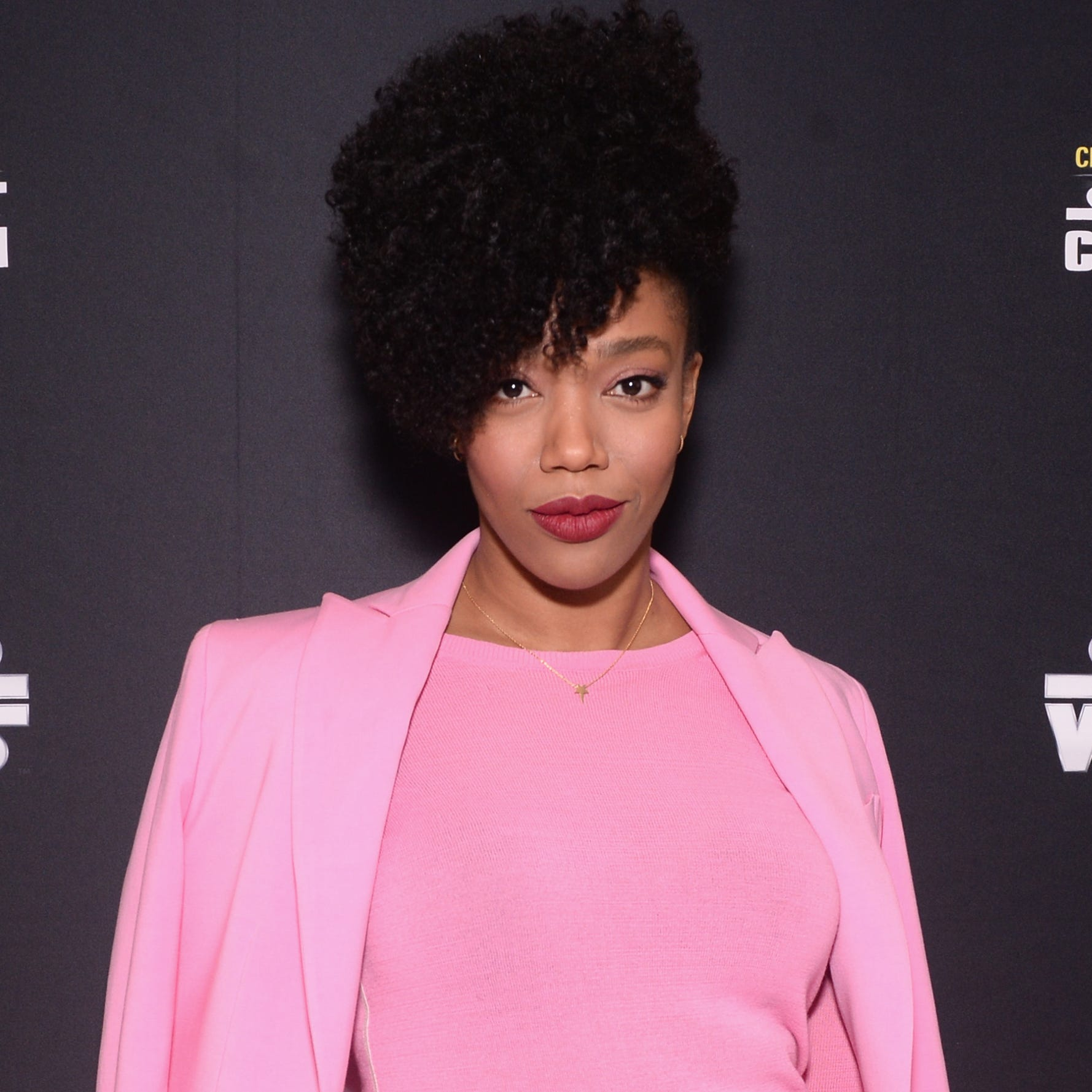 """Star Wars: The Rise of Skywalker"" actress Naomi Ackie was introduced to the franchise's fandom at Star Wars Celebration."