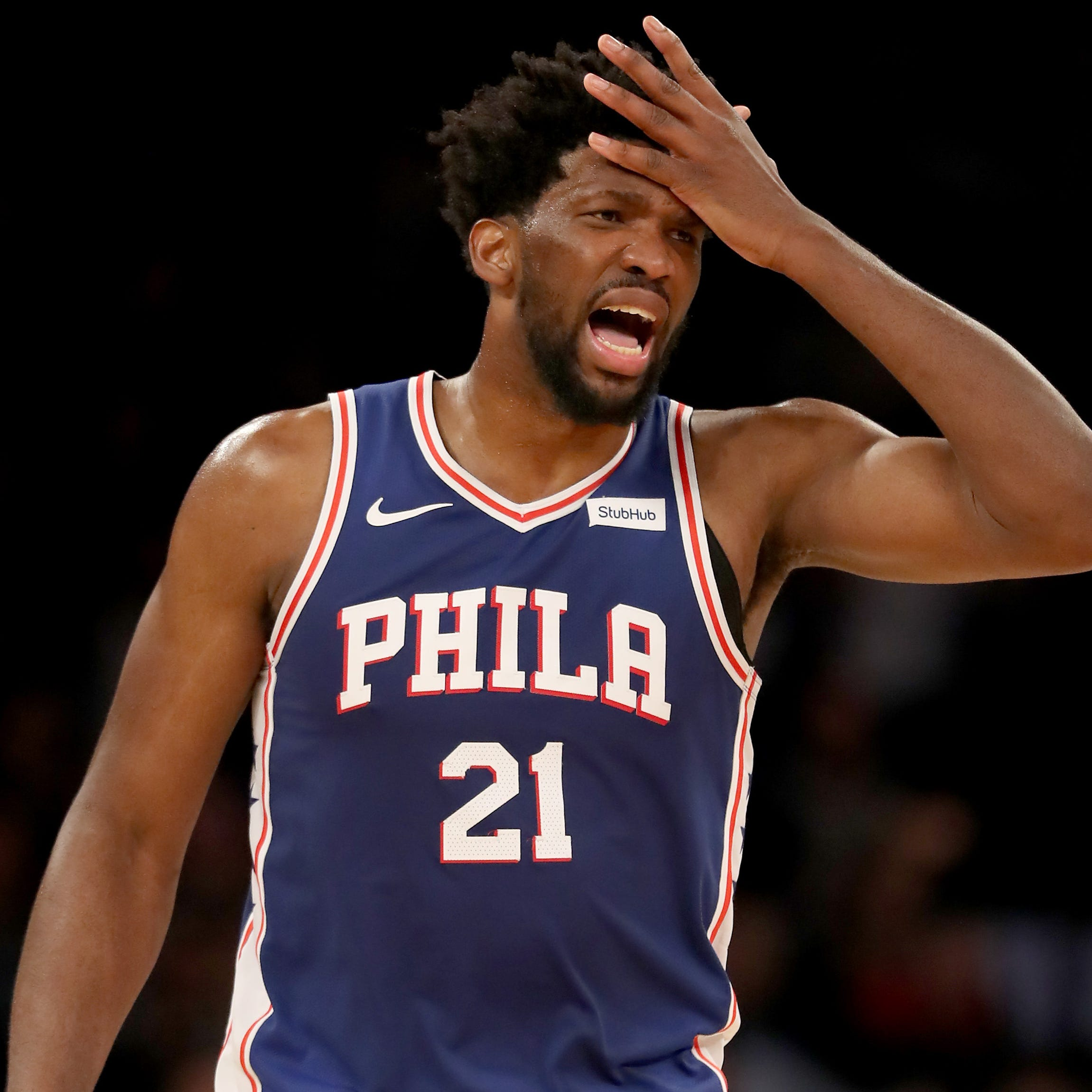 Can the 76ers make a deep playoff run with an ailing Joel Embiid?