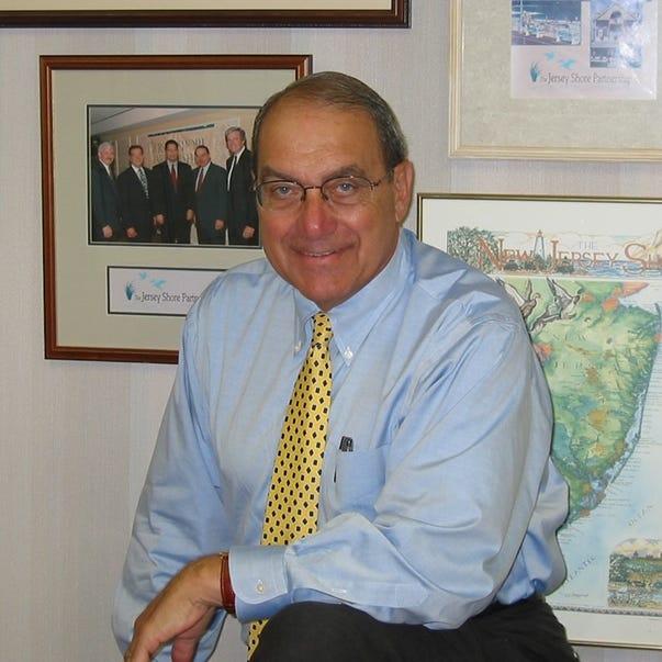 S. Thomas Gagliano, longtime Monmouth public servant, state senator, dies