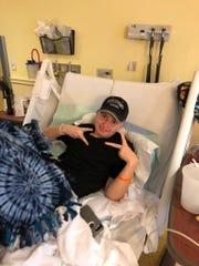 Ryan Shaughnessy at Hacksensack University Hospital