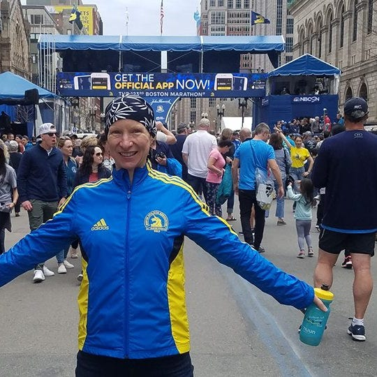 More than 30 Asheville runners to compete in prestigious Boston Marathon April 15